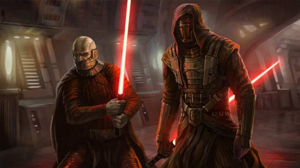 Star Wars: Knights of the Old Republic Movie Reportedly in the Works