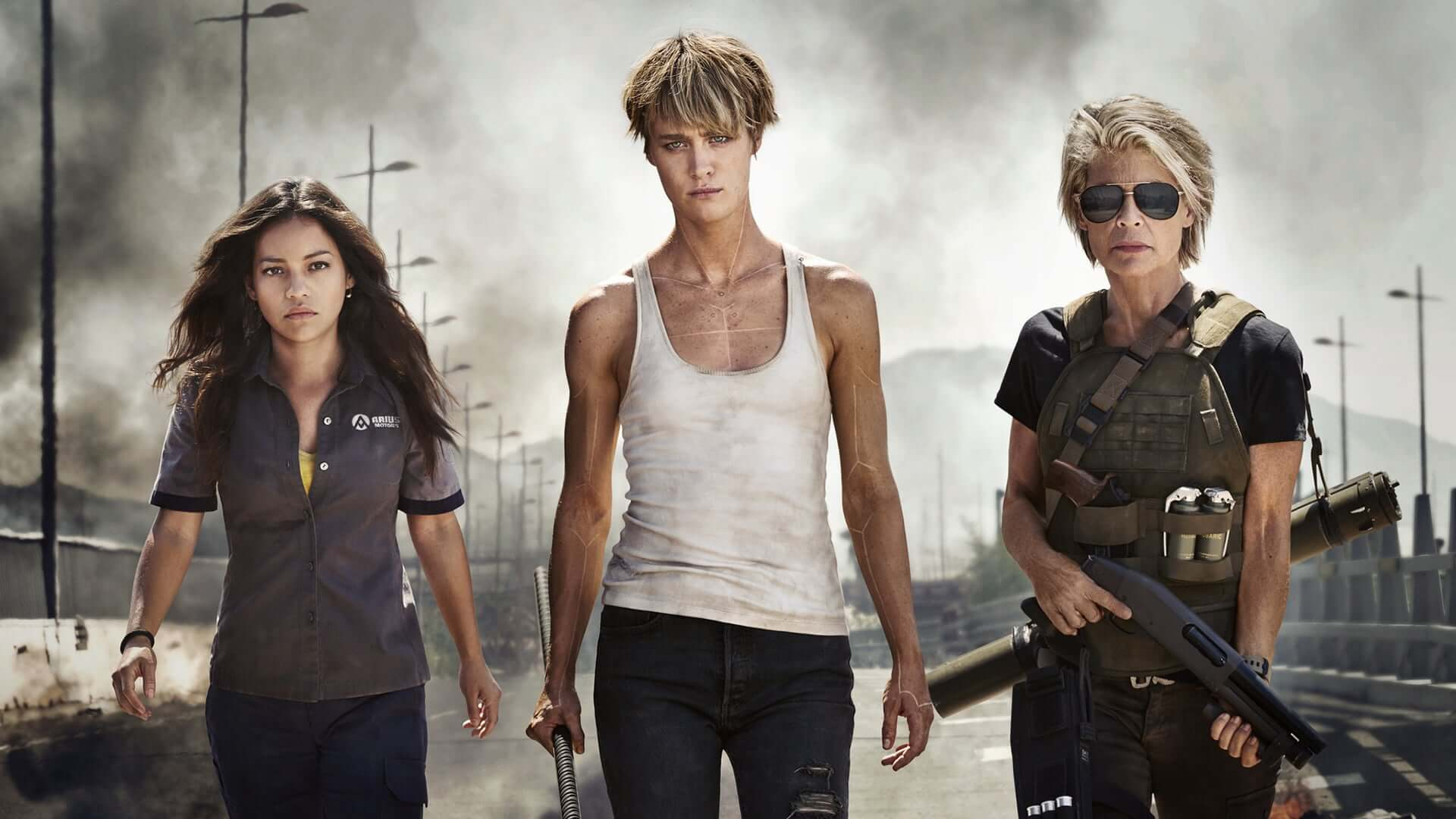 Teaser for Terminator: Dark Fate Takes It All Back to Thrilling Basics