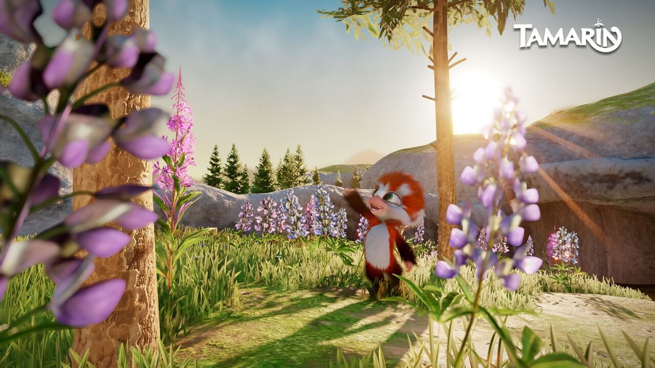 Tamarin, the 3d Action-Adventure Now Available to Pre-Order