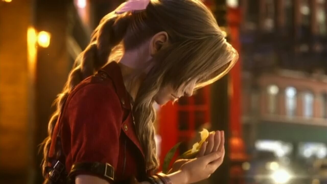 Final Fantasy VII Remake Will Fit on Two Blu-Ray Discs