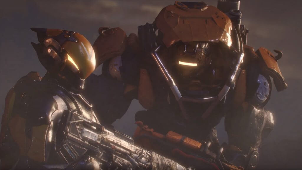 EA CEO Talks Anthem's Issues and Future