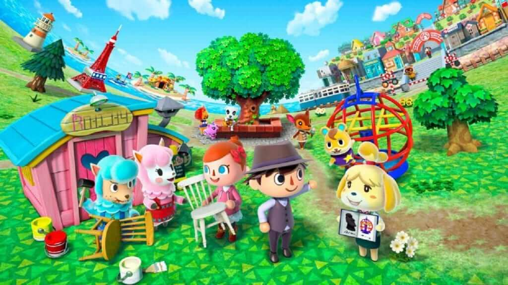 Animal Crossing Switch Delayed
