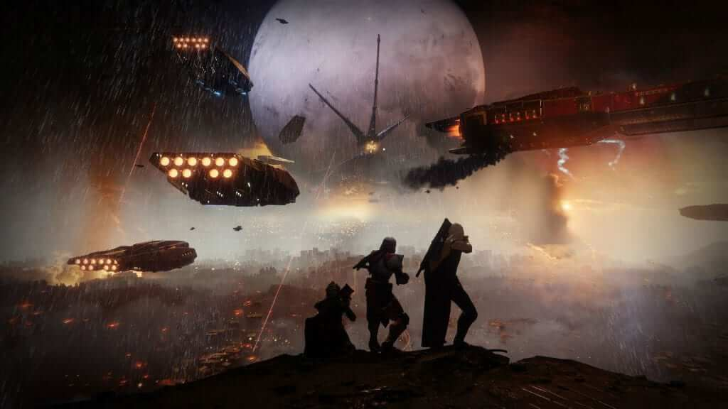 Destiny 2 Going Free-to-Play Later This Year, Will Add Cross-Save Support