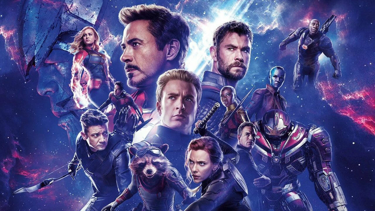 Avengers: Endgame Returning to Theaters With a New Post-Credits Scene