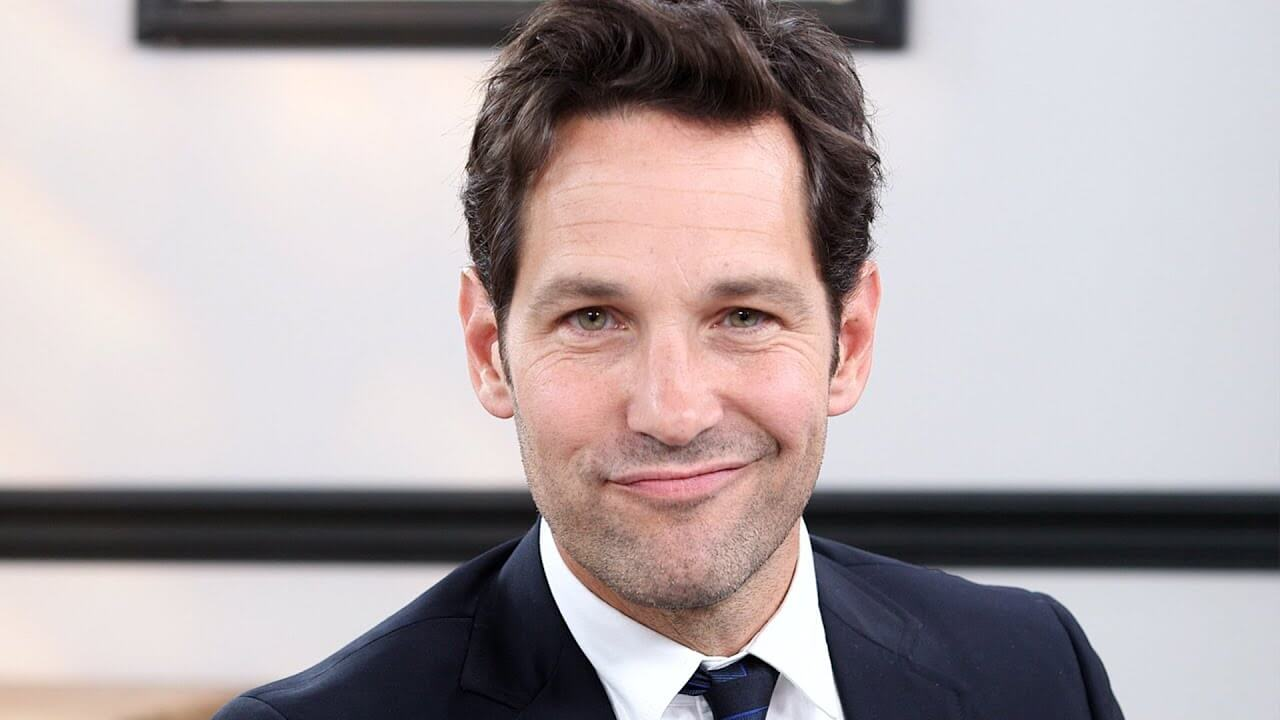 Paul Rudd Joins the Cast of Ghostbusters 2020