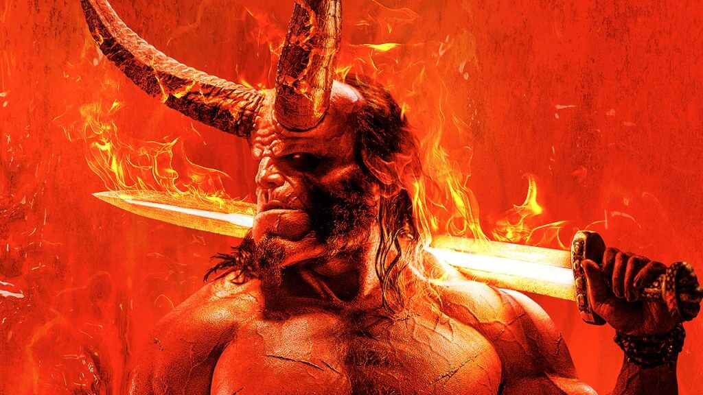 David Harbour Doesn't Think a Hellboy Sequel Will Happen