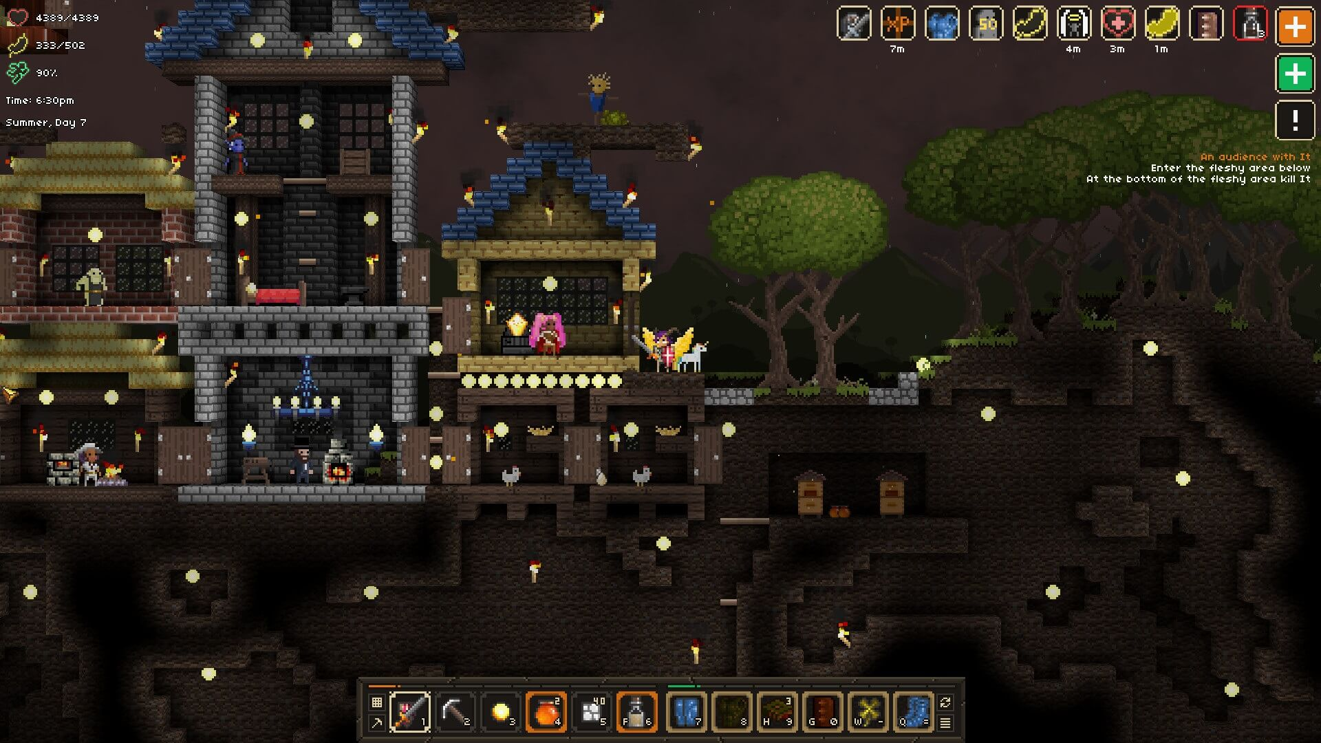 It Lurks Below Now Available on Steam