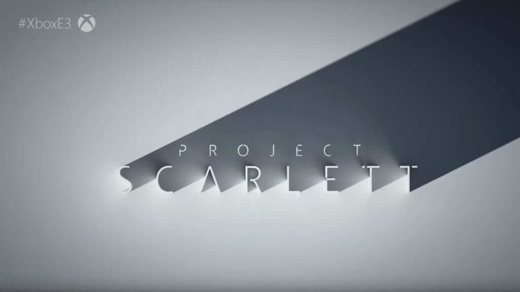 Xbox Officially Announces Project Scarlett at E3 2019