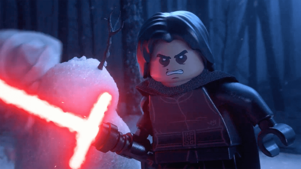 E3 2019: Lego Star Wars: The Skywalker Saga Coming 2020
