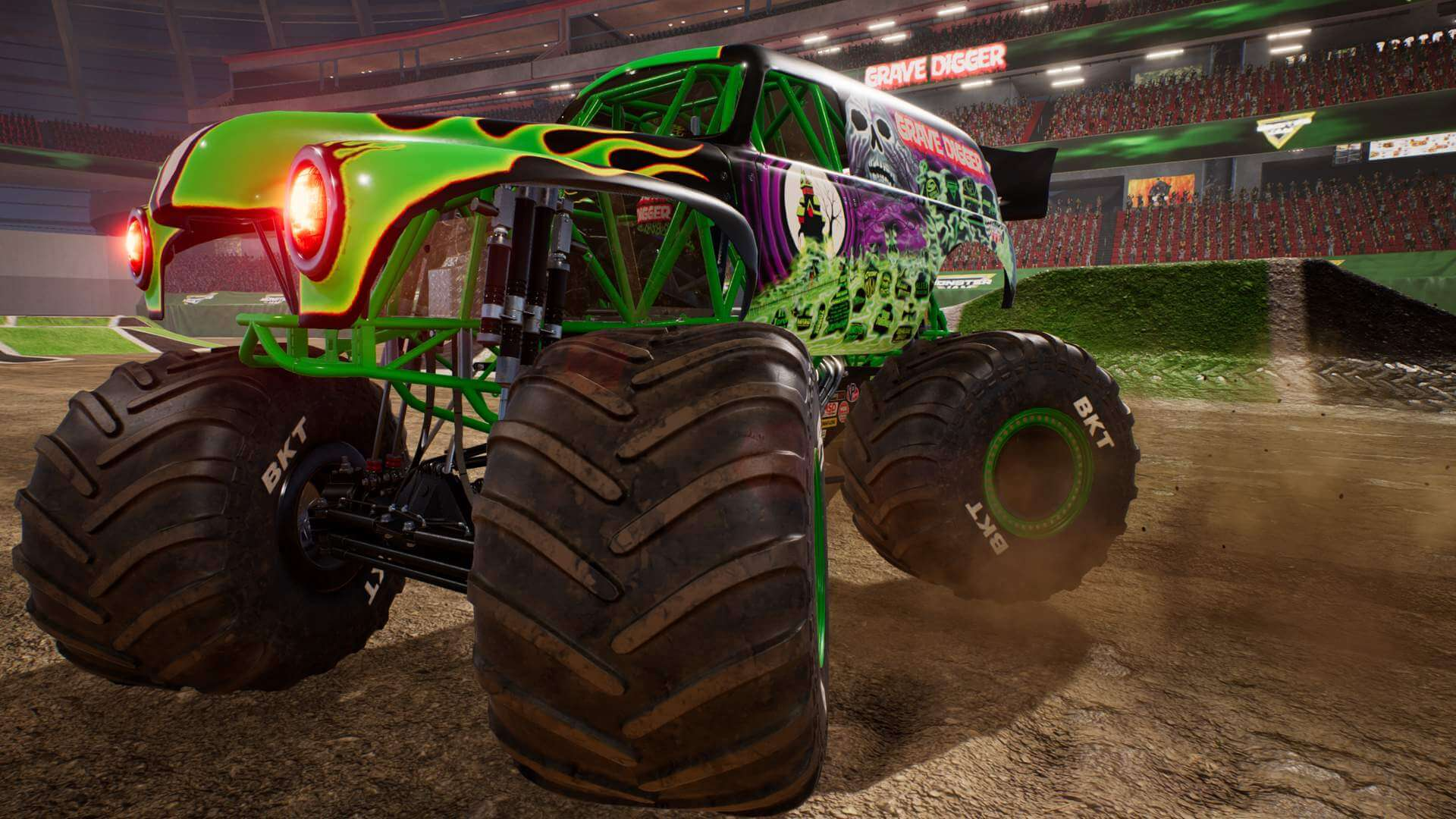Monster Jam Steel Titans Review: Big Wheels, Big Steal?
