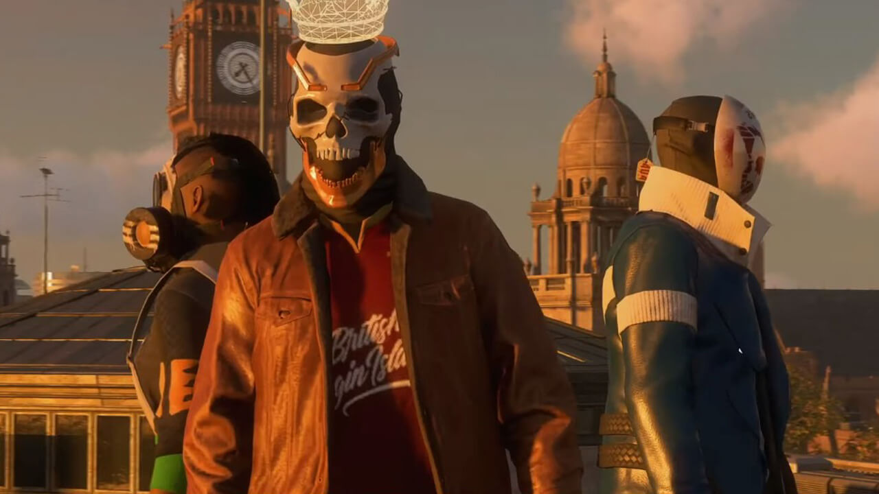 Watch Dogs Legion Gameplay Shown at E3 2019