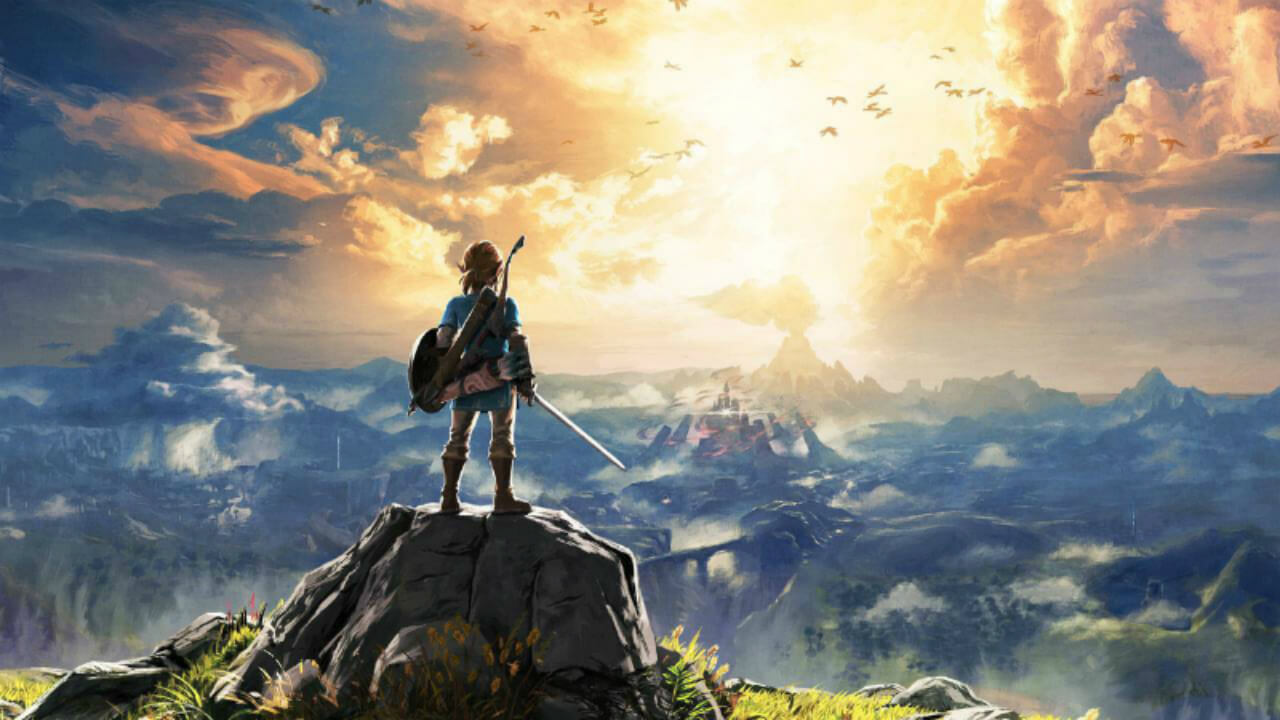 The Legend of Zelda: Breath of the Wild Sequel Officially in Development