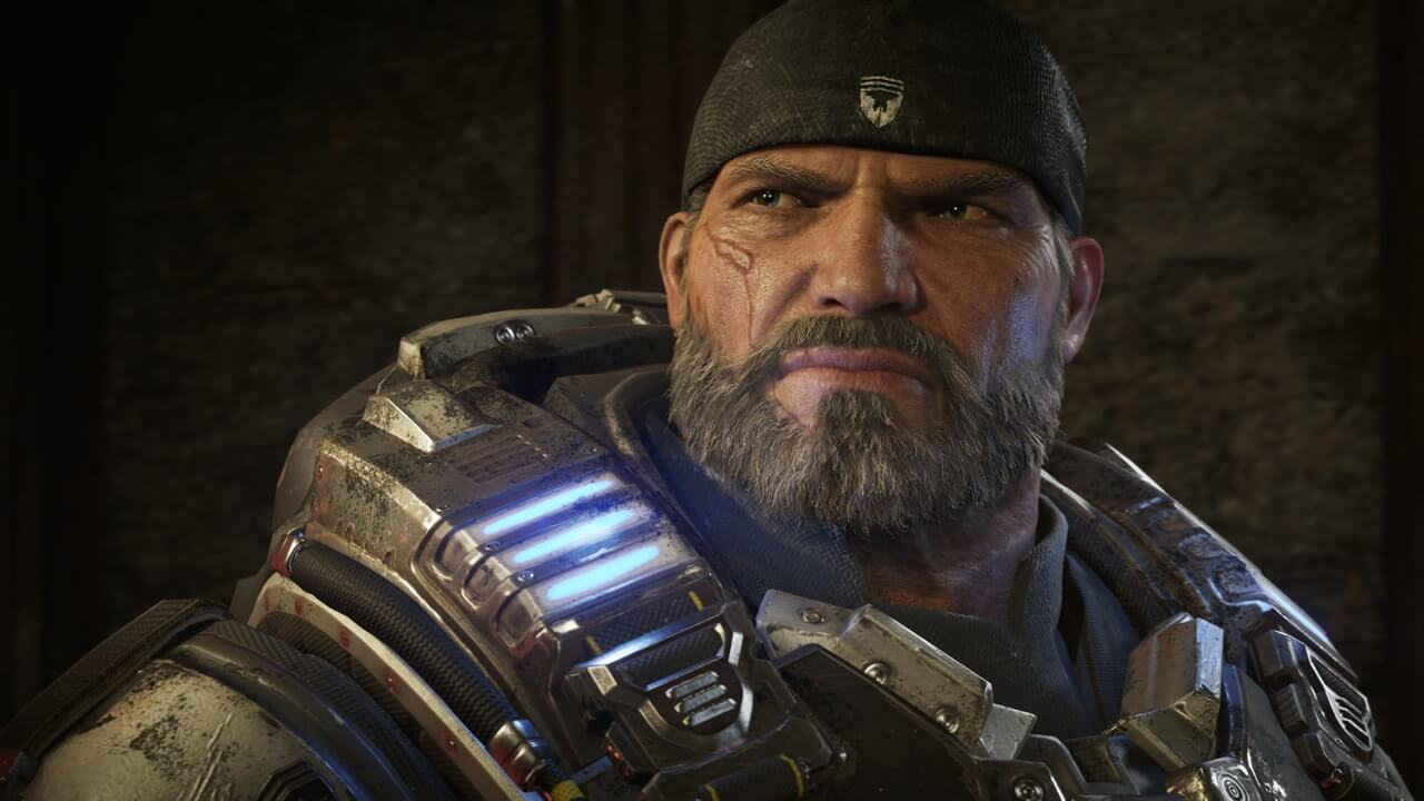 The Gears of War Movie Will Be in a Separate Universe From the Games