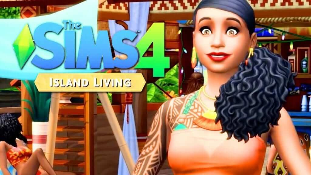 The Sims 4 Island Living Expansion Coming This Summer