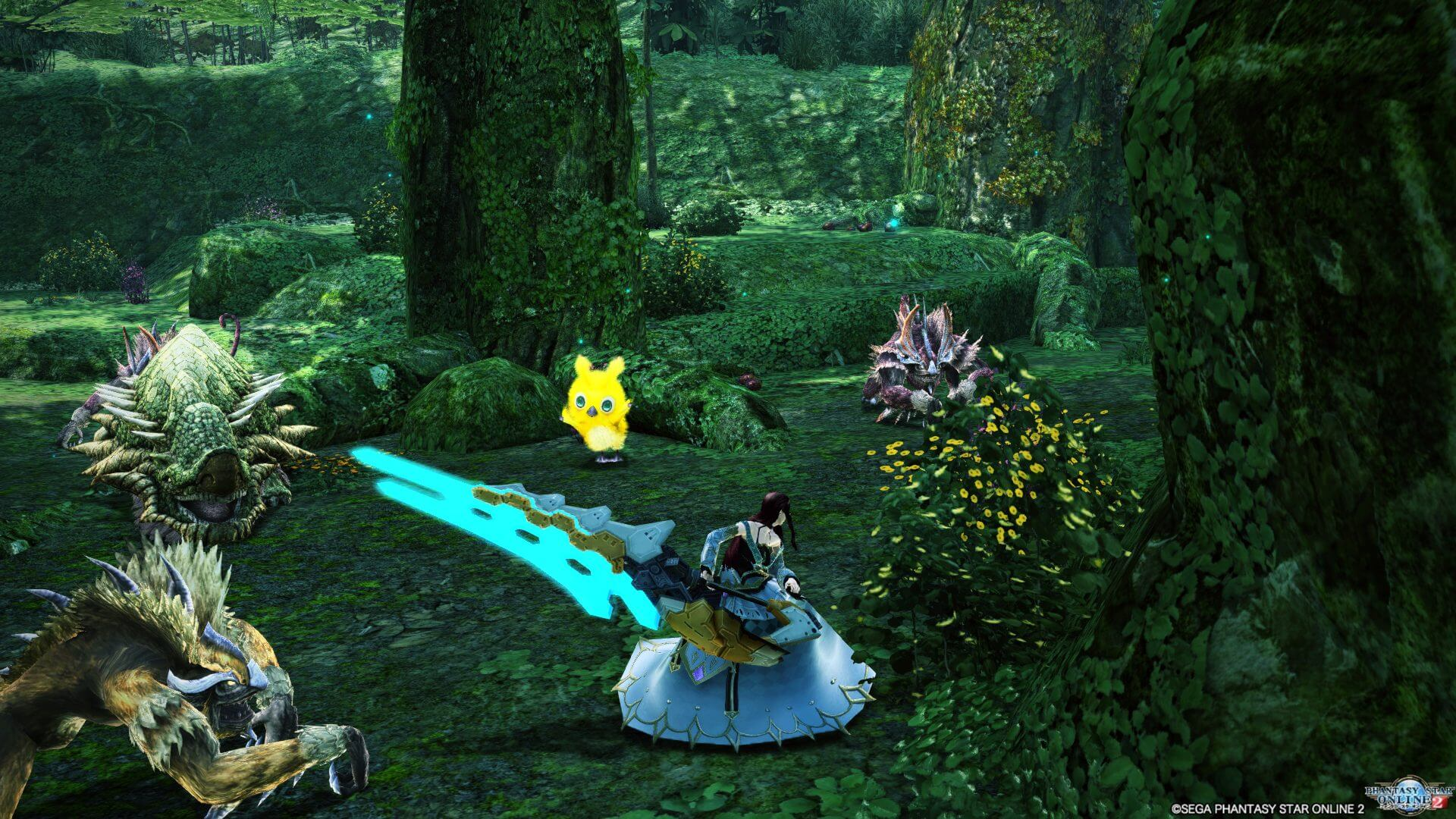 Phantasy Star Online 2 (Finally) Gets a Western Release Date