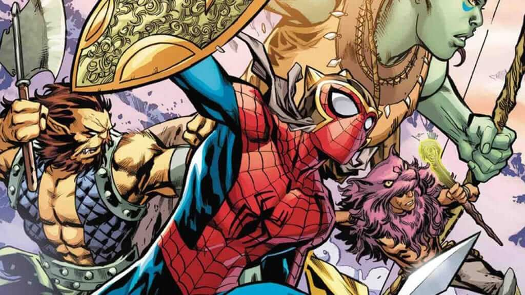 Spider-Man & The League of Realms #1 Review
