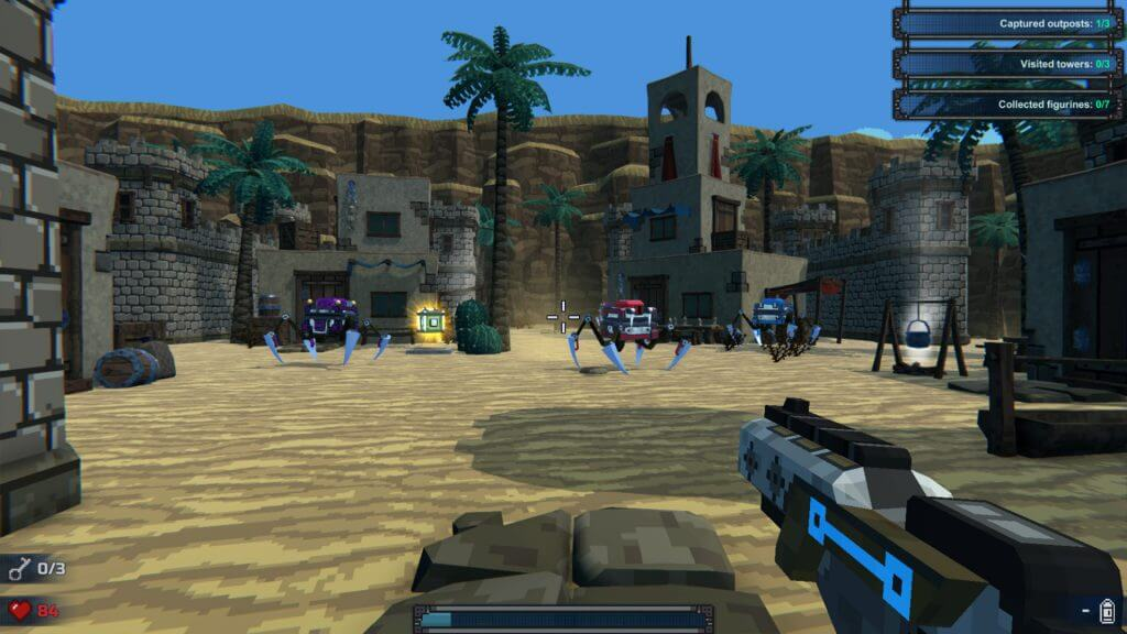 Shadow of Loot Box: Satirical FPS Comes to PS4 and Switch
