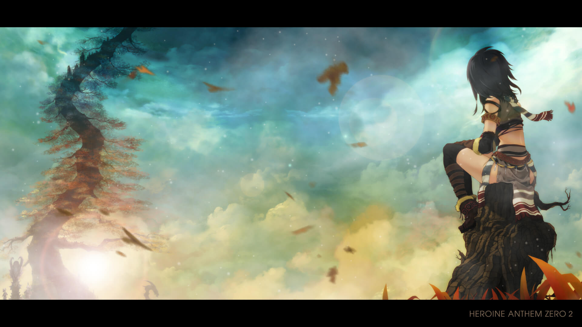 Heroine Anthem Zero 2 Now in Early Access on Steam