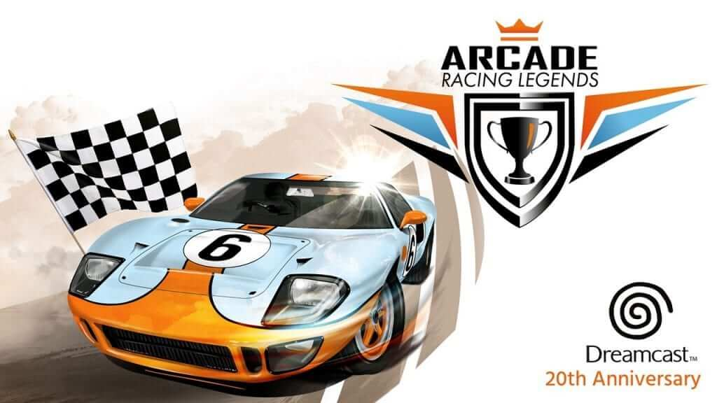 Arcade Racing Legends: Kickstarter for New Dreamcast Game Successful