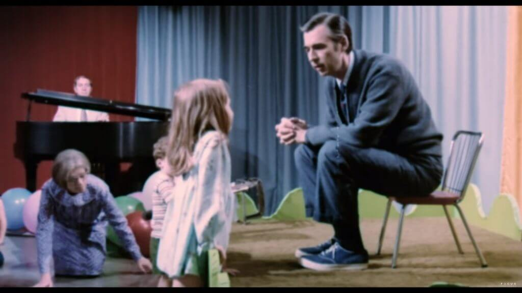 The Perfect Movie About Mr. Rogers Has Already Been Made