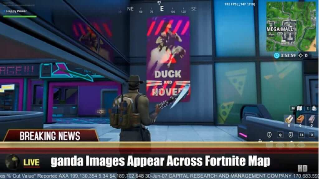 Fortnite's New Propaganda Posters Hinting at What's Coming Next