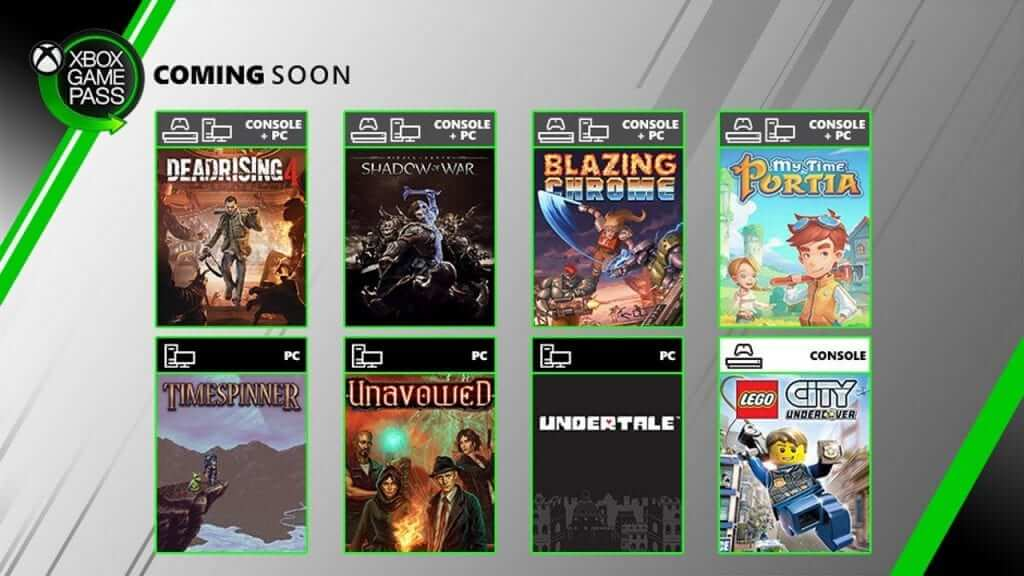 Early July Xbox Game Pass Titles Announced