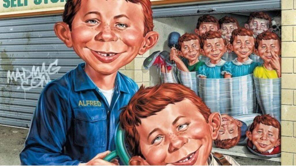 Goodbye, MAD Magazine: 11 Snappy Covers