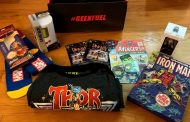 Geek Fuel EXP: Marvel, Nintendo and More! - Review