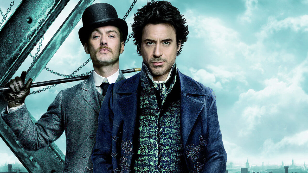 Sherlock Holmes 3 on the Back Burner Due to COVID-19