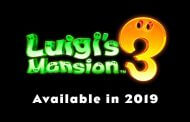 Luigi's Mansion 3 Releasing on Halloween This Year