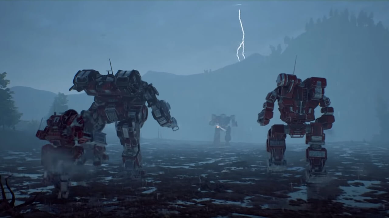 MechWarrior 5 Delayed to December, Becomes an Epic Games Store Exclusive