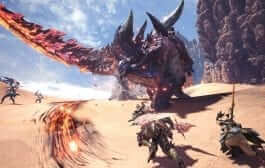 New Monster Revealed for Monster Hunter World: Iceborne
