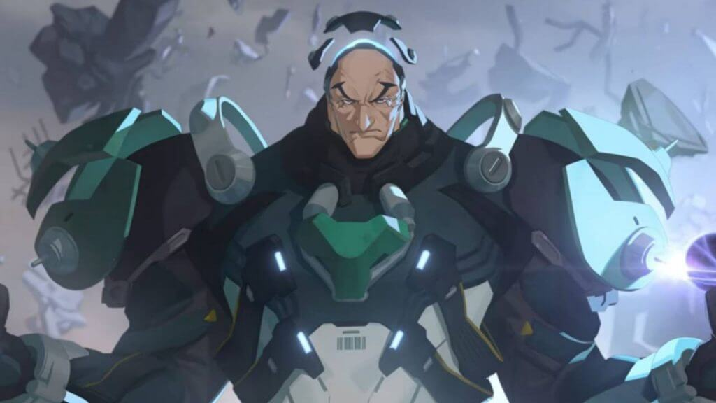 Overwatch Introduces New Tank: Sigma