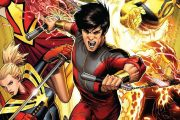 Phase 4 of the MCU will Introduce Shang-Chi and the Legend of the Ten Rings