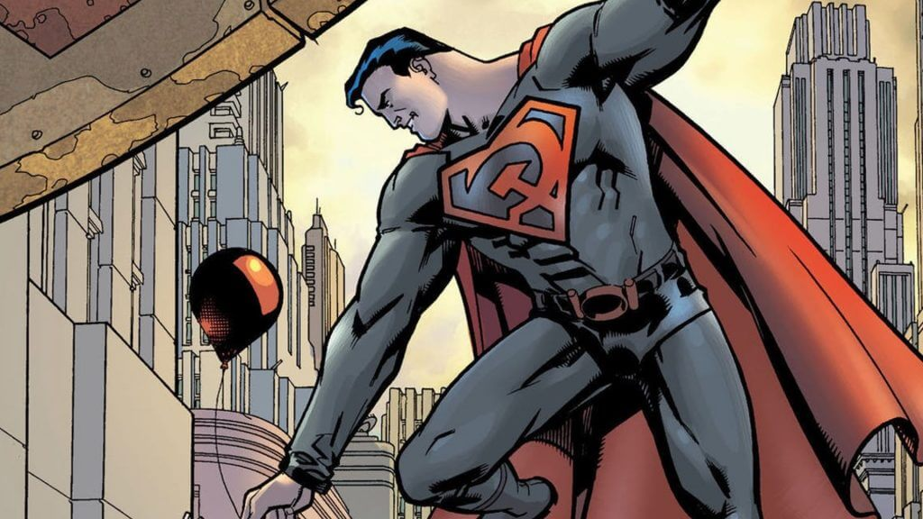 Two New Superman Animated Films Announced