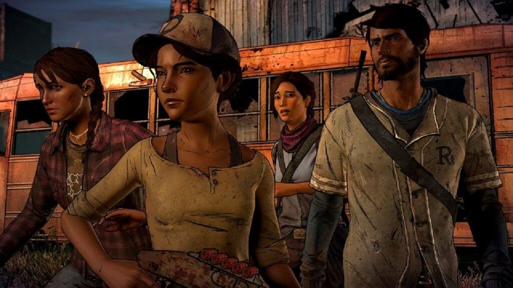 Telltale's The Walking Dead Collection Announced