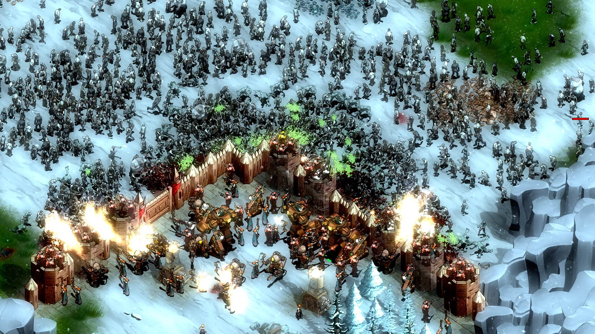 They Are Billions Xbox Review: Zed Alert, Woo!