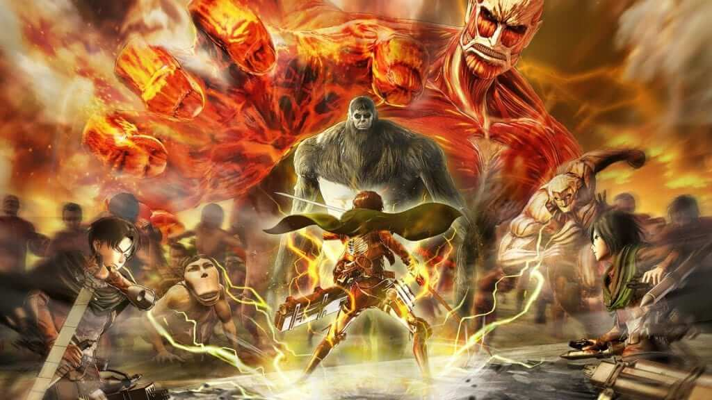 Attack on Titan 2: Final Battle DLC Released