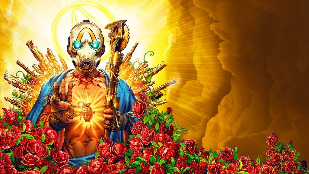 Gearbox Unveils Borderlands Art Gallery