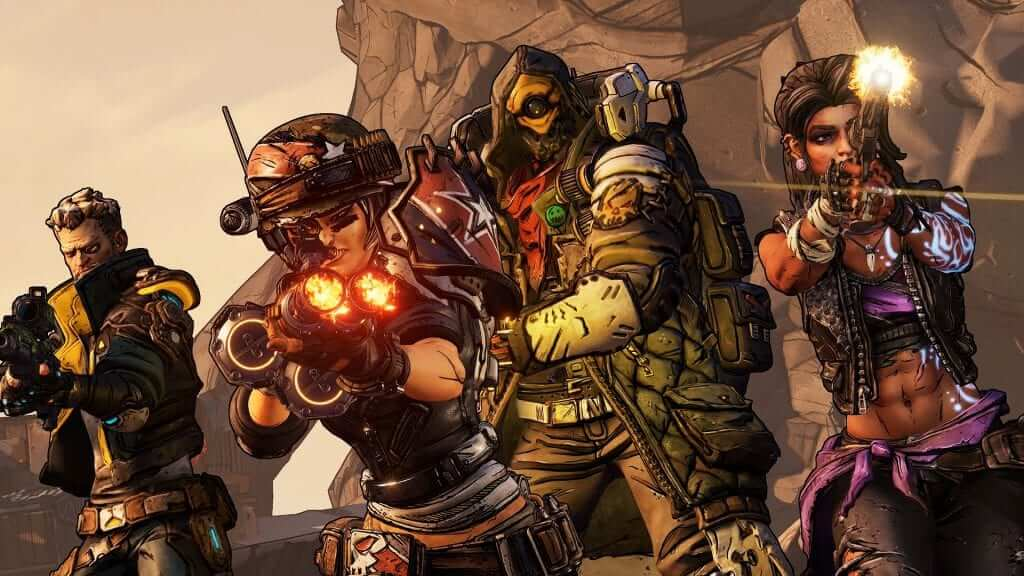 Borderlands 3 Will Feature Apex Legends Style Ping System