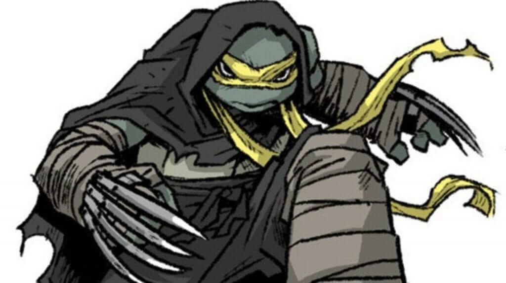 Female Ninja Turtle Coming to TMNT Comic