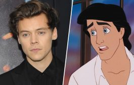 Harry Styles In Talks to Play Prince Eric in The Little Mermaid Remake