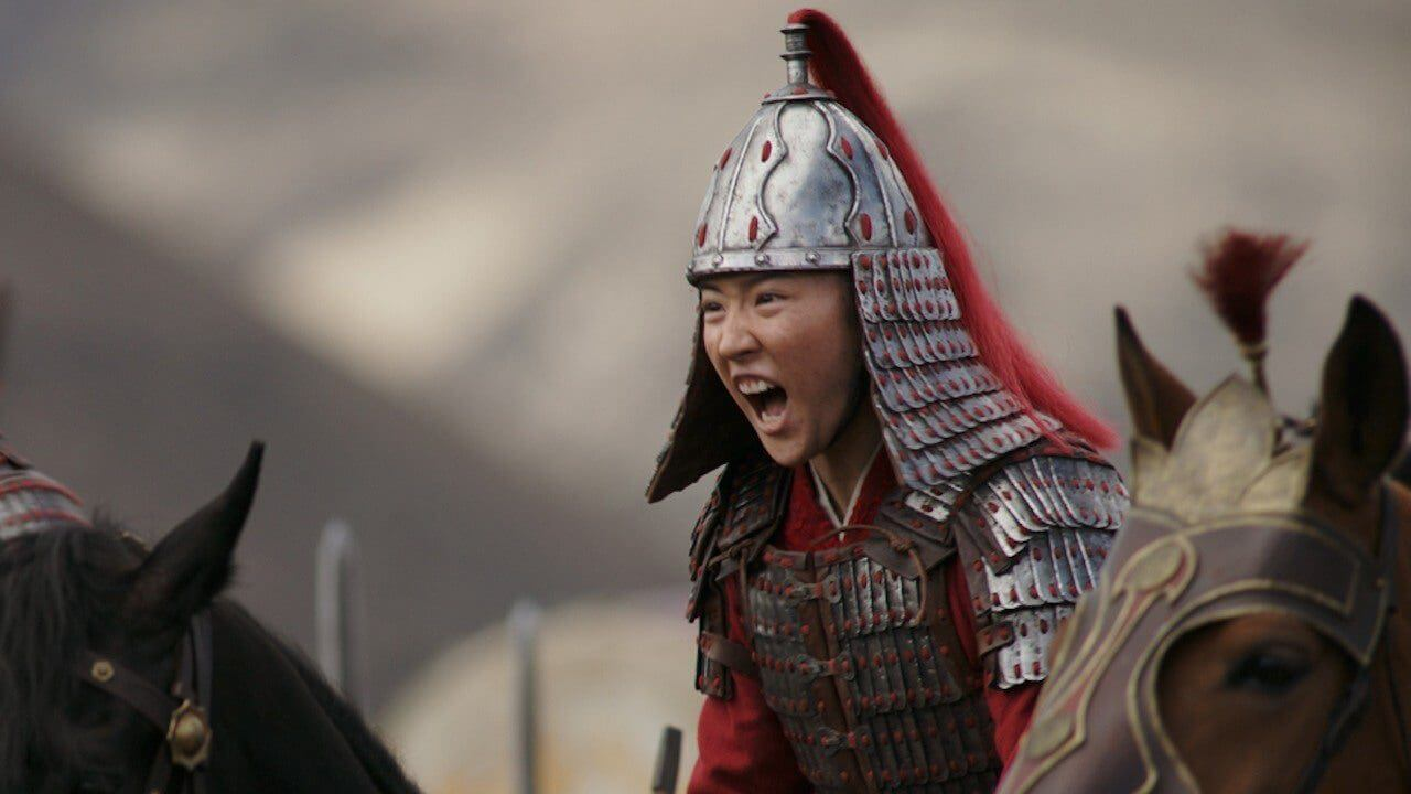 Mulan's First Live-Action Trailer Slices Its Own Path