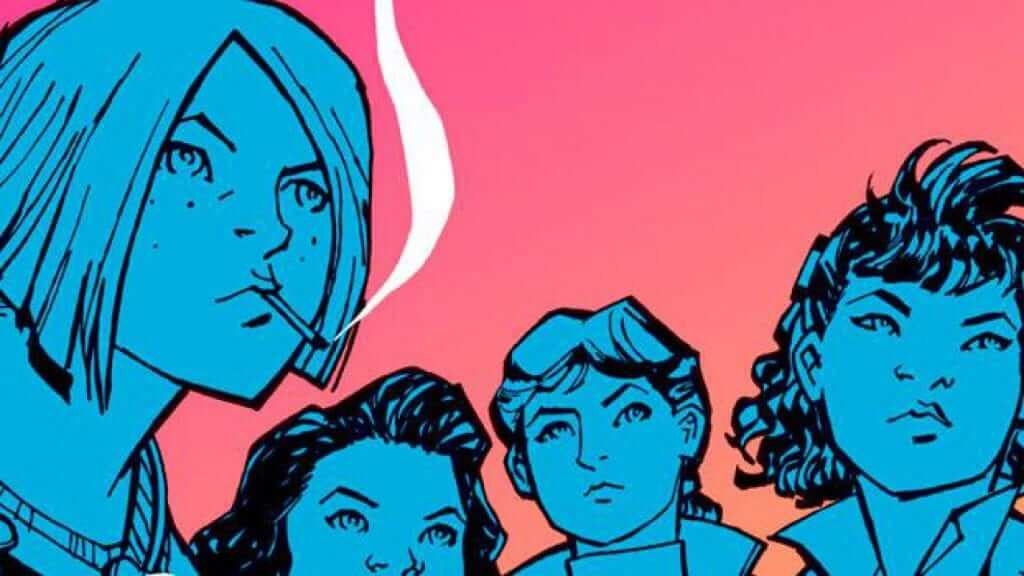 Amazon Announce Paper Girls Graphic Novel Adaptation
