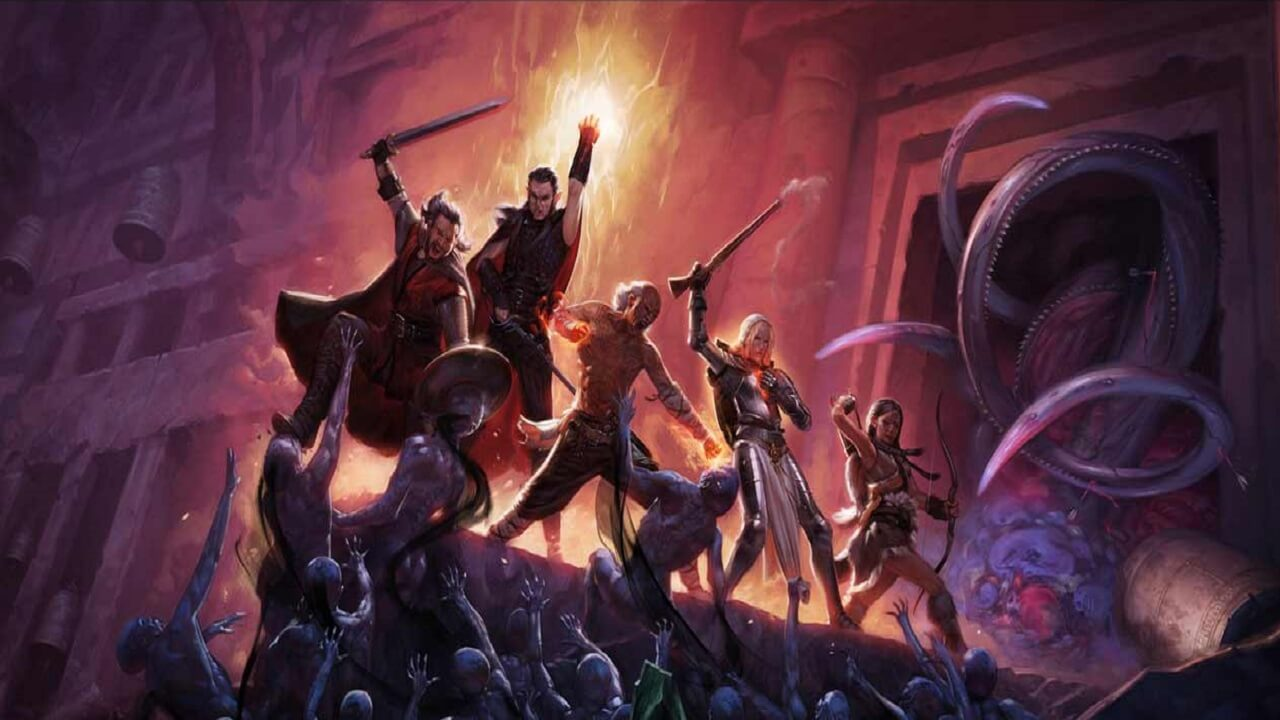Pillars of Eternity Complete Edition for Nintendo Switch coming 8th August