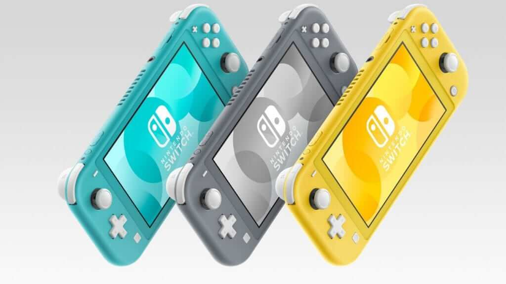 Opinion: Switch Lite Can't Switch? No Need to Panic