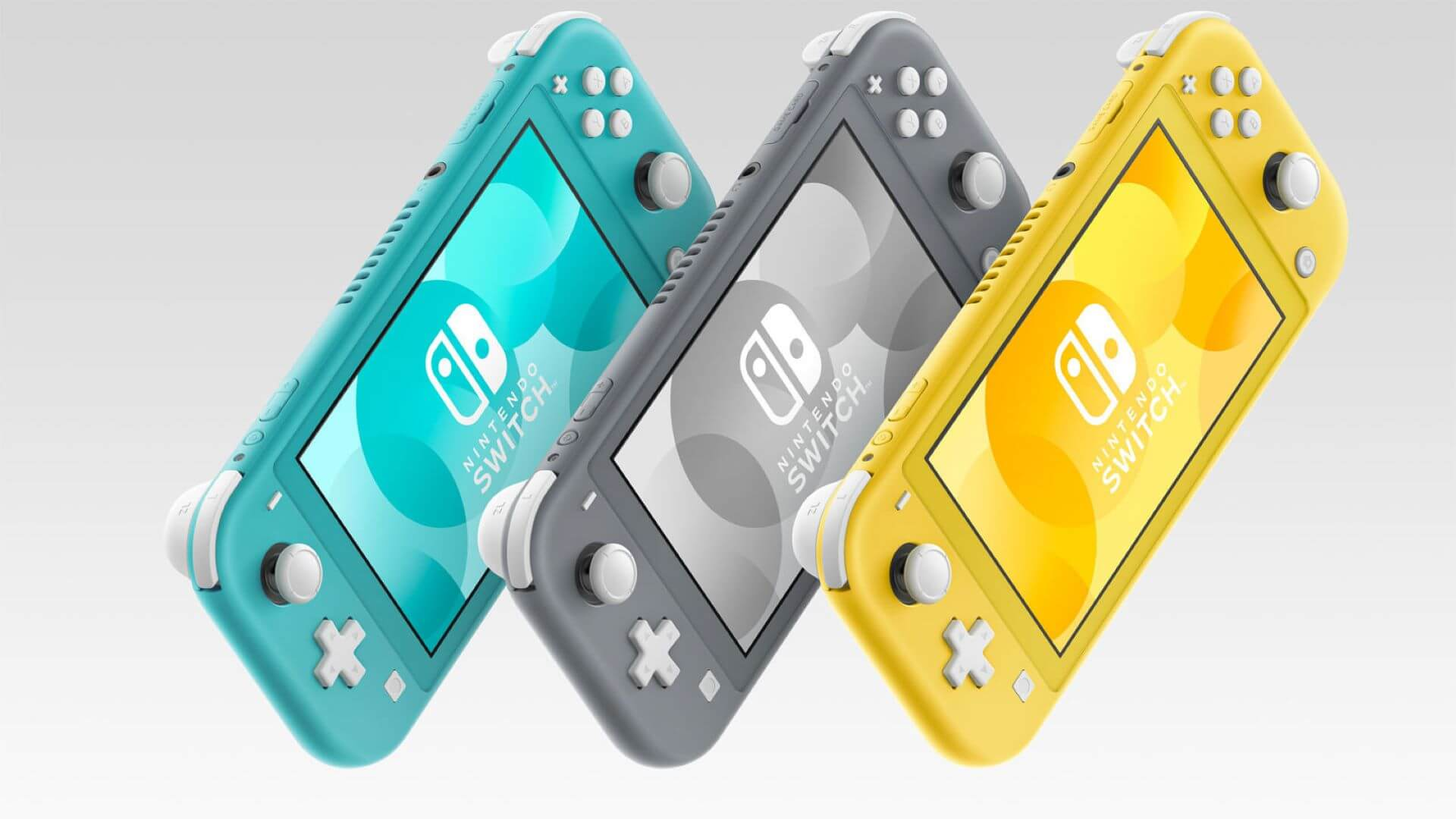 Nintendo Announces Handheld-Only Console Called Nintendo Switch Lite