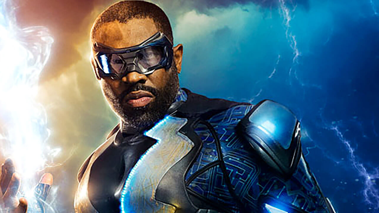 Black Lightning Will Reportedly Appear in