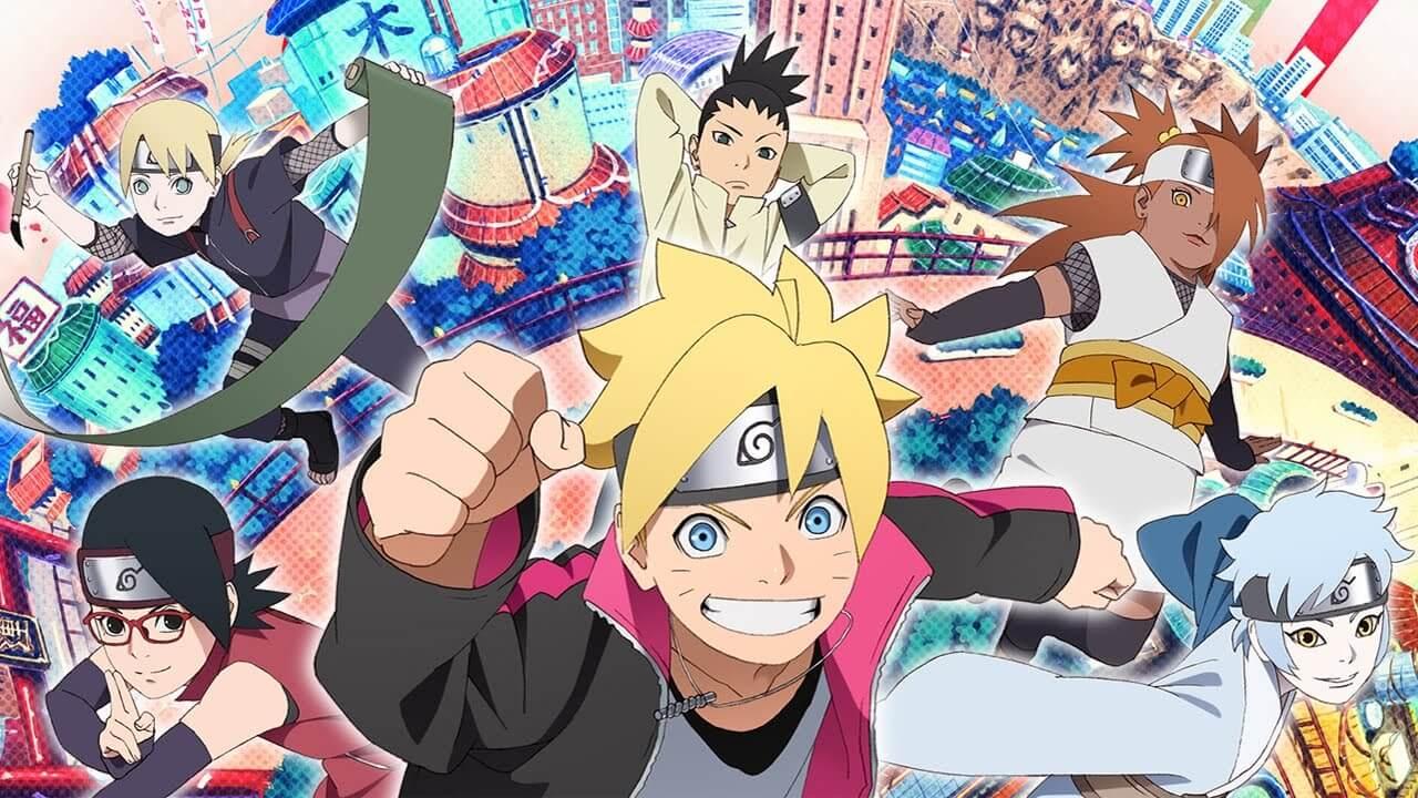 Latest Boruto Manga Teases the Future of Naruto and Sasuke