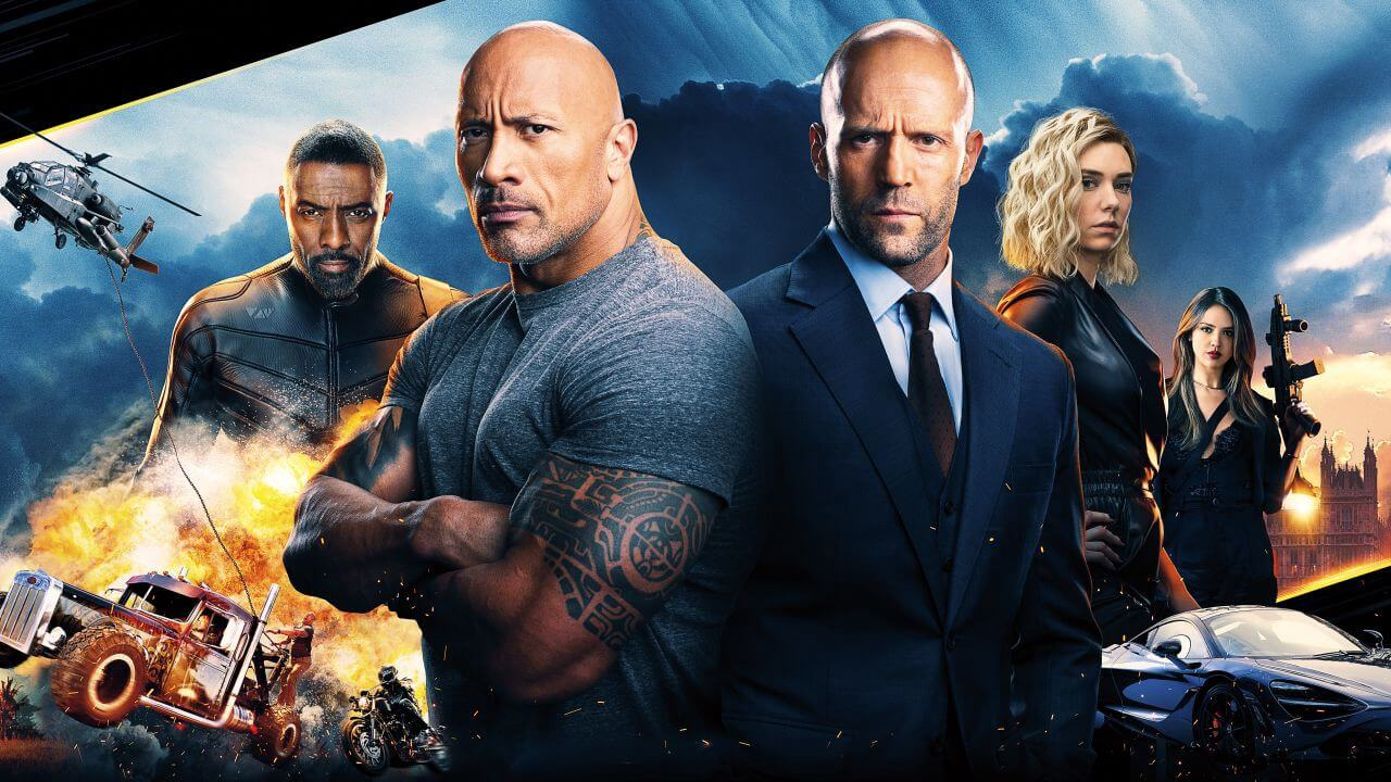 Hobbs and Shaw Review: One Hell of a Bumpy Ride